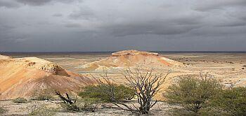 Arckaringa Hills - Painted Desert - June 2003.